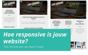 4 tools om te testen of je website responsive is